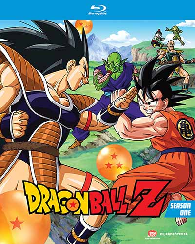 Dragon Ball Z anime
