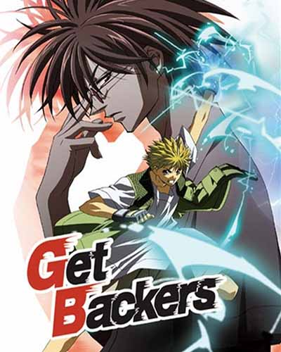 Get Backers anime