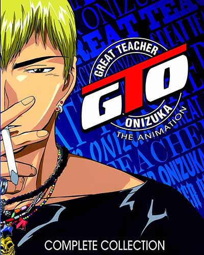 Great Teacher Onizuka anime