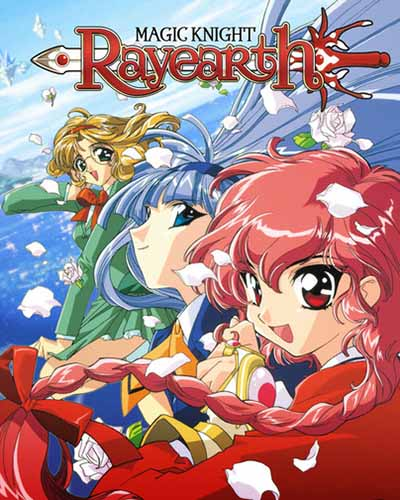 Magic Knight Rayearth anime