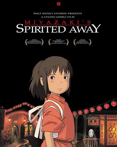 Spirited Away anime