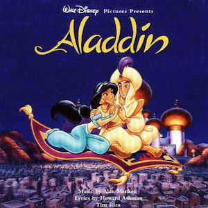 Browse Free Piano Sheet Music by Aladdin.