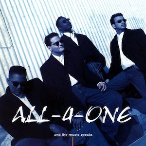 Browse Free Piano Sheet Music by All 4 One.