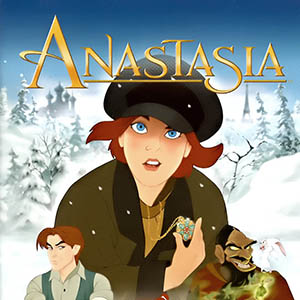 Browse Free Piano Sheet Music from the movie Anastasia.