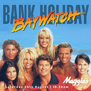 Browse Free Piano Sheet Music from the movie Baywatch.