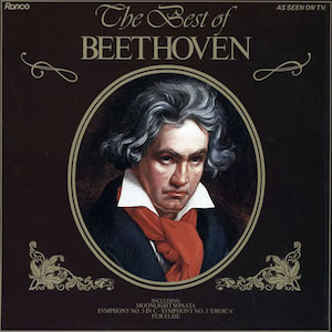 Browse Free Piano Sheet Music by Beethoven.