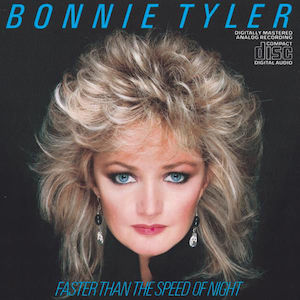 Browse Free Piano Sheet Music by Bonnie Tyler.