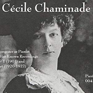 Browse Free Piano Sheet Music by Cecile Chaminade.