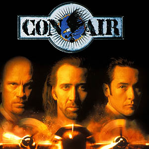 Browse Free Piano Sheet Music from the movie Con Air.