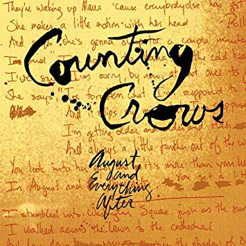 Browse Free Piano Sheet Music by Counting Crows.