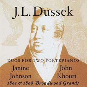 Browse Free Piano Sheet Music by Dussek.