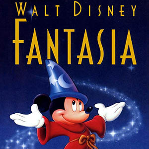 Browse Free Piano Sheet Music from the movie Fantasia.