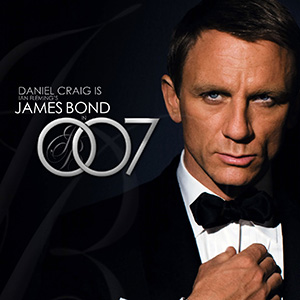 Browse Free Piano Sheet Music from the movie James Bond.