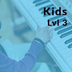Browse Free Piano Sheet Music by Kids (Lvl 3).