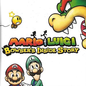 Browse Free Piano Sheet Music by Mario & Luigi: Bowser's Inside Story.