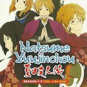 Browse Free Piano Sheet Music by Natsume Yuujinchou.