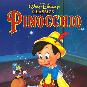 Browse Free Piano Sheet Music by Pinocchio.