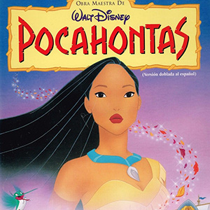 Browse Free Piano Sheet Music from the movie Pocahontas.