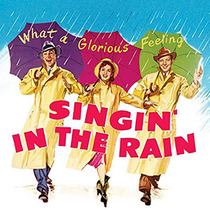 Browse Free Piano Sheet Music from the movie Singin' In The Rain.