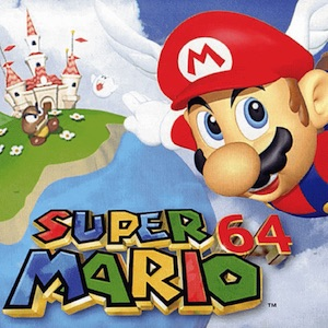 Browse Free Piano Sheet Music by Super Mario 64.