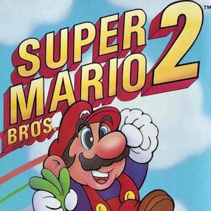 Browse Free Piano Sheet Music by Super Mario Bros 2.