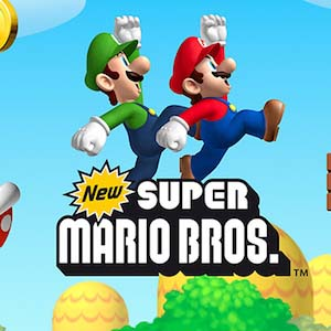 Browse Free Piano Sheet Music by Super Mario Bros.