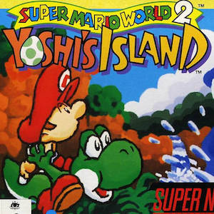 Browse Free Piano Sheet Music by Super Mario World 2: Yoshi's Island.