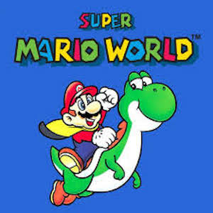 Browse Free Piano Sheet Music by Super Mario World.