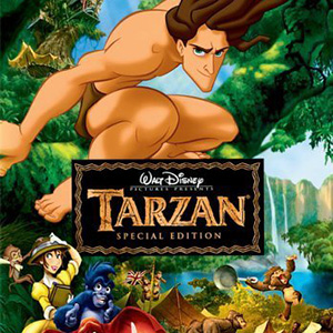 Browse Free Piano Sheet Music by Tarzan.