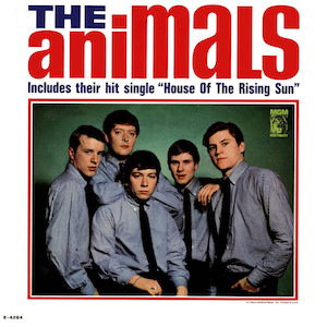 Browse Free Piano Sheet Music by The Animals.
