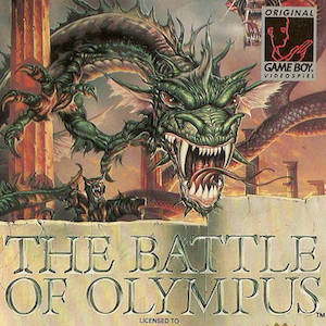 Browse Free Piano Sheet Music by The Battle of Olympus.
