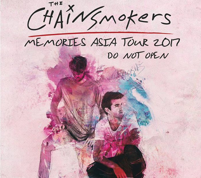 Browse Free Piano Sheet Music by The Chainsmokers.