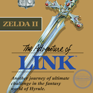 Browse Free Piano Sheet Music by The Legend of Zelda: The Adventure of Link.