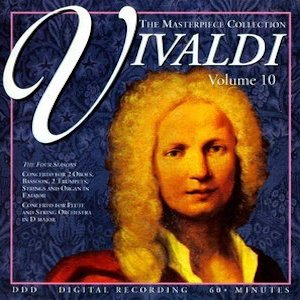 Browse Free Piano Sheet Music by Vivaldi.