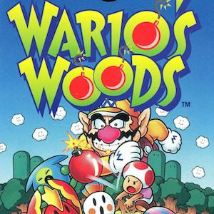 Browse Free Piano Sheet Music by Wario's Woods.