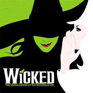 Browse Free Piano Sheet Music by Wicked.