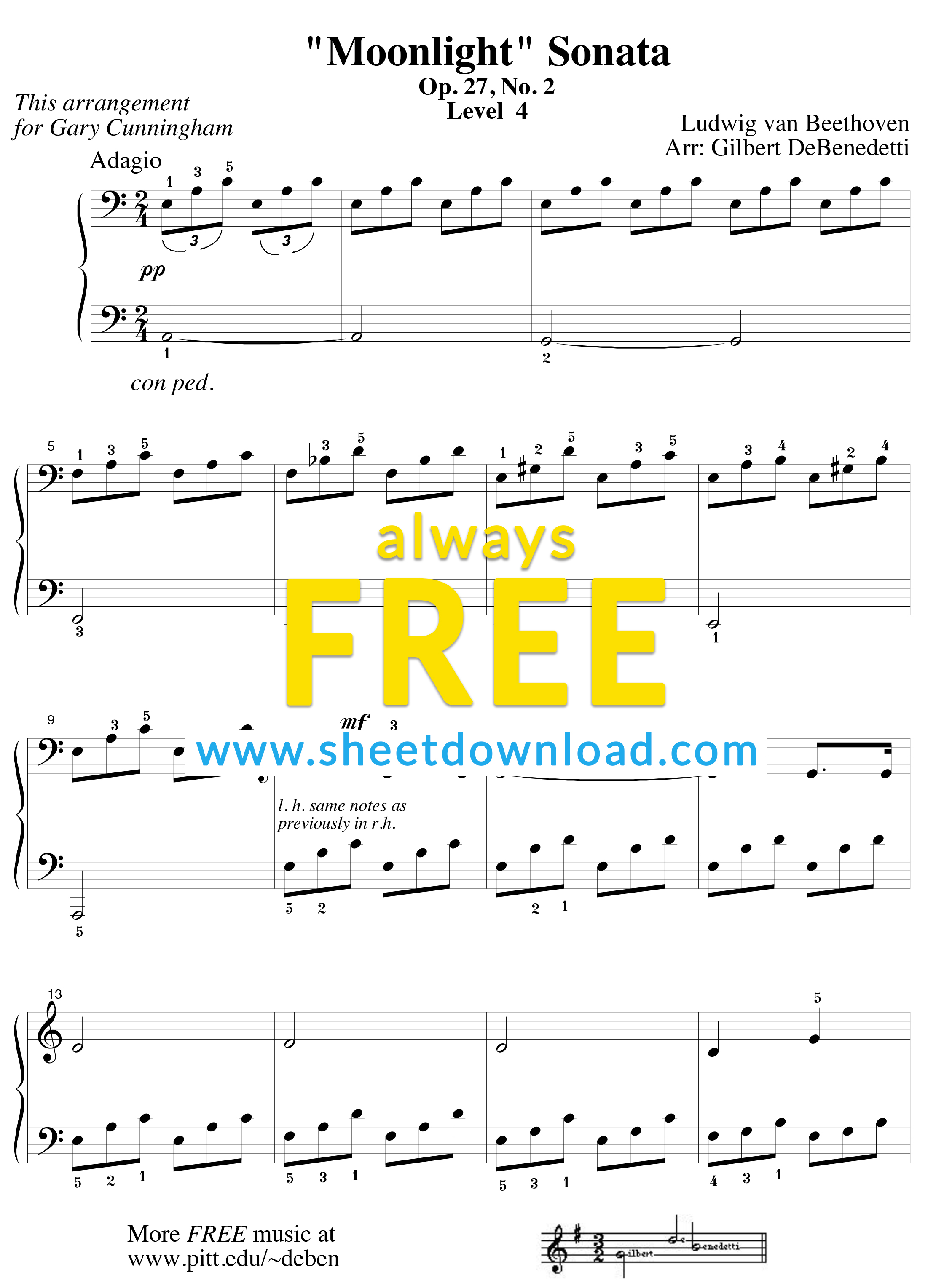photo regarding Beauty and the Beast Piano Sheet Music Free Printable titled Best 100 Prominent Piano Sheets Downloaded versus