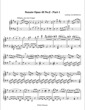 Thumbnail of First Page of Sonata No. 20, Op. 49, No. 2 in G (Movement 1) sheet music by Beethoven