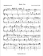 Thumbnail of First Page of Break Free  sheet music by Ariana Grande