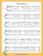 Thumbnail of First Page of Jingle Bells (A Flat Major) Easy  sheet music by Christmas Carol