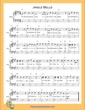 Thumbnail of First Page of Jingle Bells (A Major) Easy  sheet music by Christmas Carol