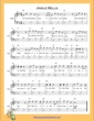 Thumbnail of First Page of Jingle Bells (B Flat Major) Easy  sheet music by Christmas Carol