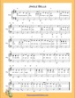 Thumbnail of First Page of Jingle Bells (C Major) Easy  sheet music by Christmas Carol