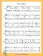 Thumbnail of First Page of Jingle Bells (D Major)  sheet music by Christmas Carol