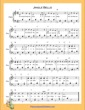 Thumbnail of First Page of Jingle Bells (F Major)  sheet music by Christmas Carol