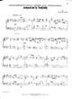 Thumbnail of First Page of Anakin Theme sheet music by Star Wars