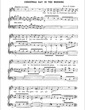 Thumbnail of First Page of Christmas Day in the Morning (2nd version) sheet music by Christmas