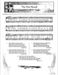 Thumbnail of First Page of The First Noel (4) sheet music by Christmas