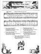 Thumbnail of First Page of The Moon Shines Bright sheet music by Christmas