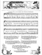 Thumbnail of First Page of Pace Egging Song sheet music by Christmas